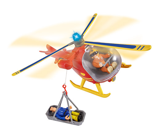 Sam Helicopter incl. Figurine 109251661
