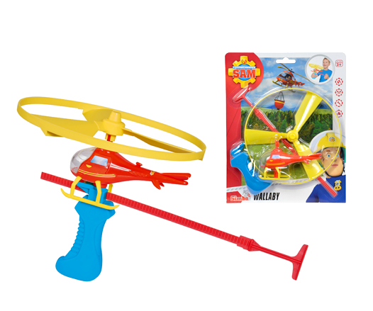 Sam Wallaby Flying Game 109252127