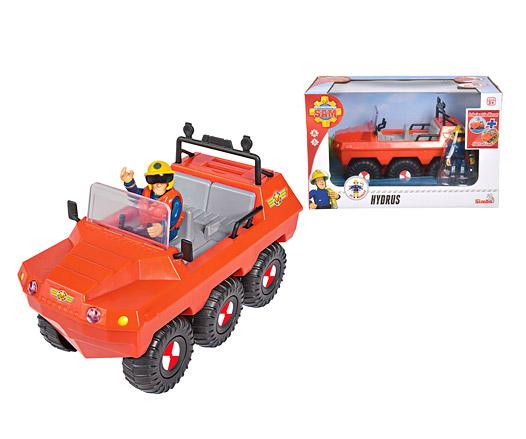Simba Toys Fireman Sam Plush Figure