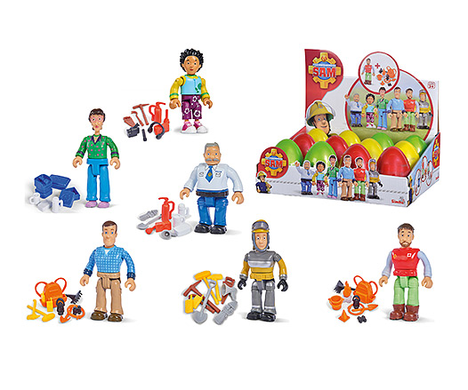Fireman Sam Vehicle & Accessory Set - Jupiter Fire Engine Will   Fireman sam,  Fireman, Building games for kids