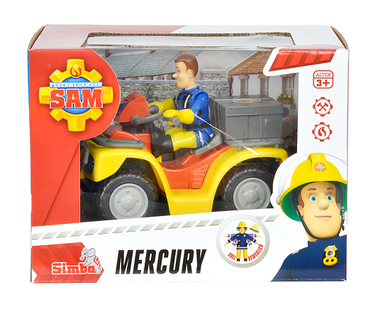 Sam Mercury-Quad mit Figur 109257657