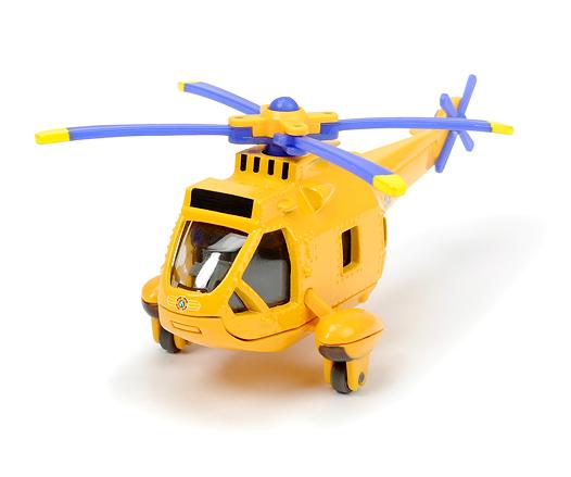 Set Hydrus HelicopterMini Die Cast SerieFeuerwehrmann Sam Venus