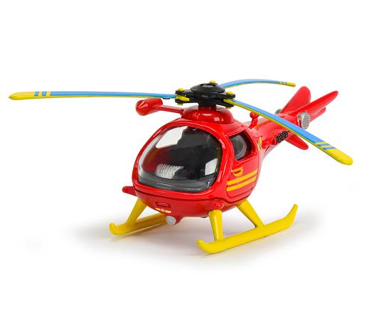 Set Hydrus Venus HelicopterMini Die Cast SerieFeuerwehrmann Sam
